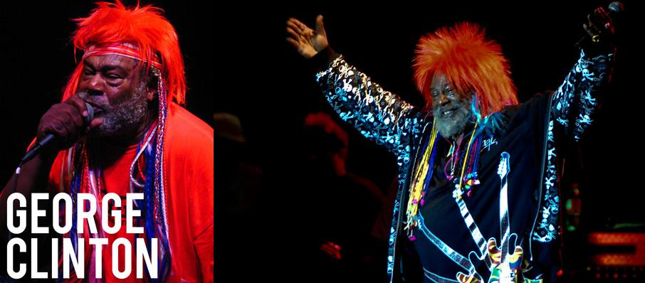 George Clinton at House of Blues