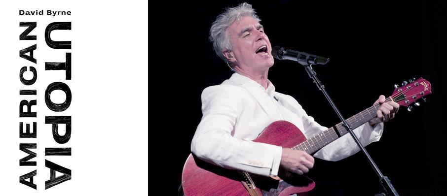 David Byrne at Jacobs Pavilion
