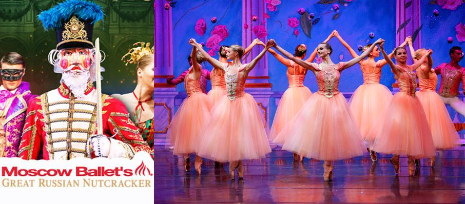 Moscow Ballet's Great Russian Nutcracker at Music Hall Cleveland