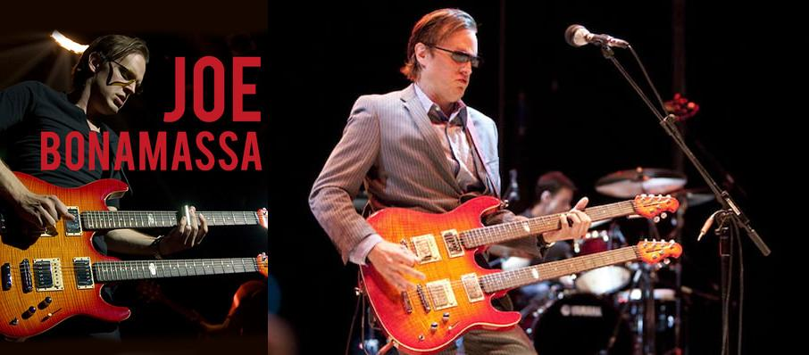 Joe Bonamassa at Connor Palace Theater