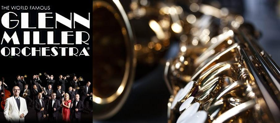Glenn Miller Orchestra at Lorain Palace Theatre