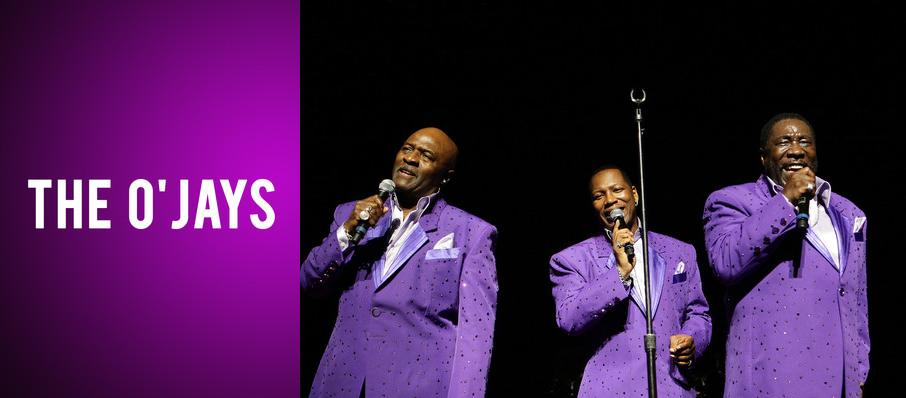 The O'jays at State Theater
