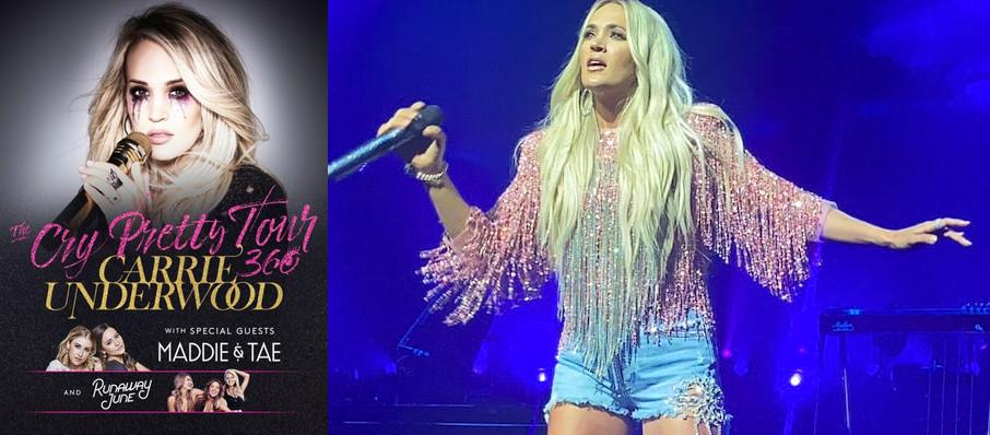 Carrie Underwood at Quicken Loans Arena