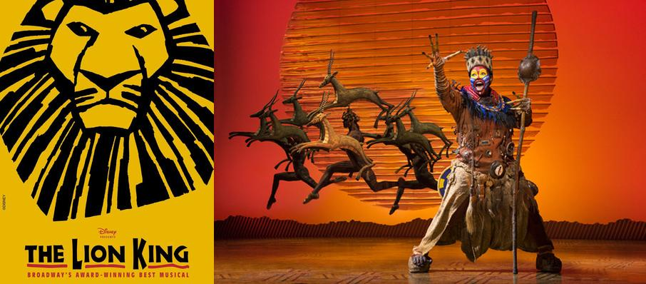 The Lion King at State Theater