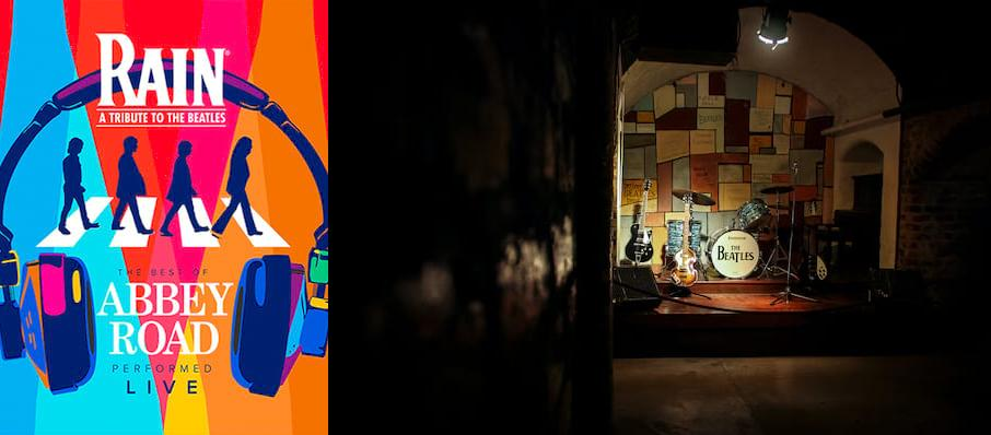 Rain - A Tribute to the Beatles at State Theater