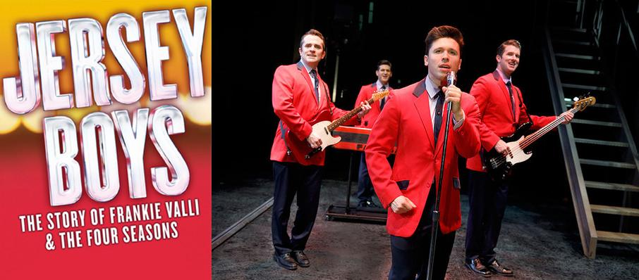Jersey Boys at Connor Palace Theater