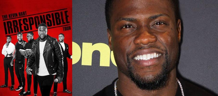 Kevin Hart at Quicken Loans Arena