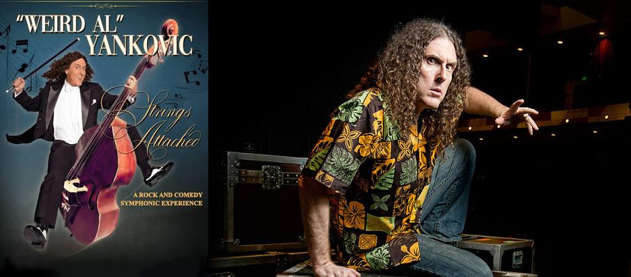 Weird Al Yankovic at State Theater