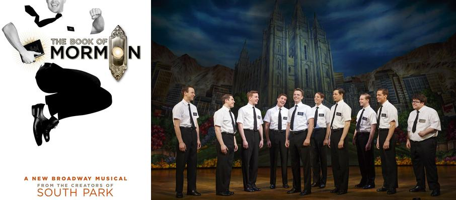The Book of Mormon at Connor Palace Theater