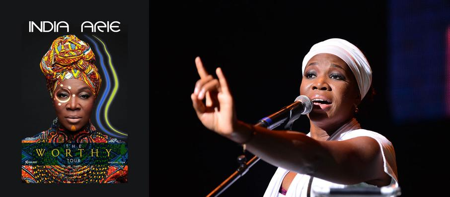 India.Arie at Cain Park