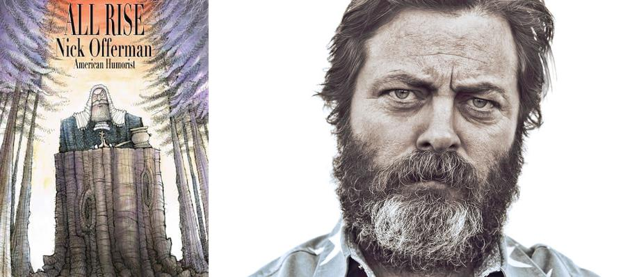 Nick Offerman at Connor Palace Theater