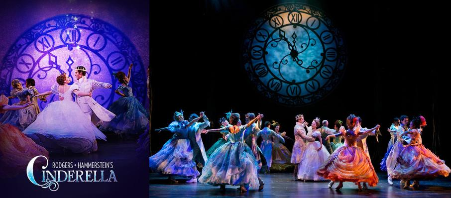 Rodgers and Hammerstein's Cinderella - The Musical at Connor Palace Theater