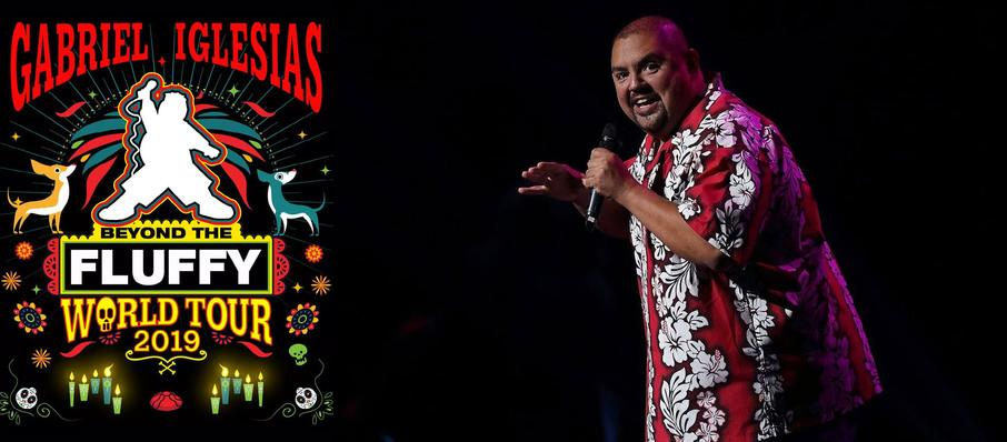 Gabriel Iglesias at State Theater