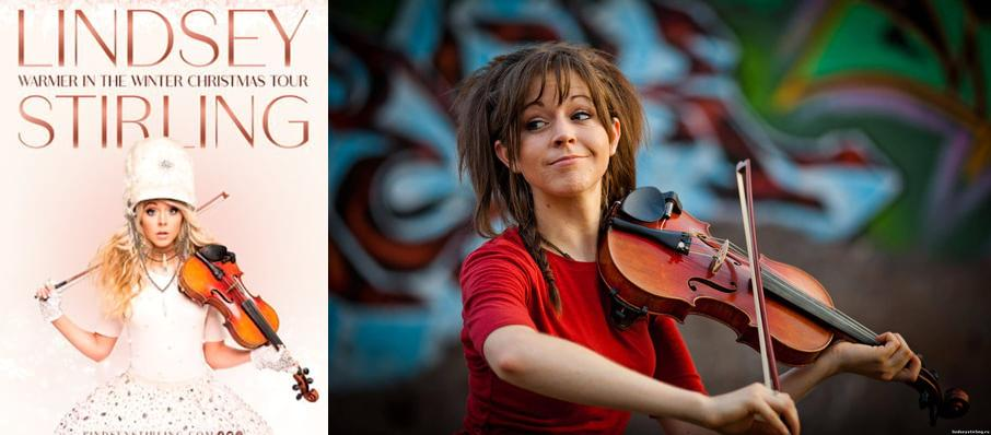 Lindsey Stirling at Jacobs Pavilion