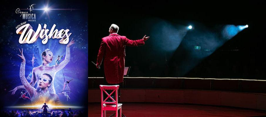 Cirque Musica at State Theater