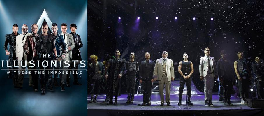 The Illusionists at Connor Palace Theater