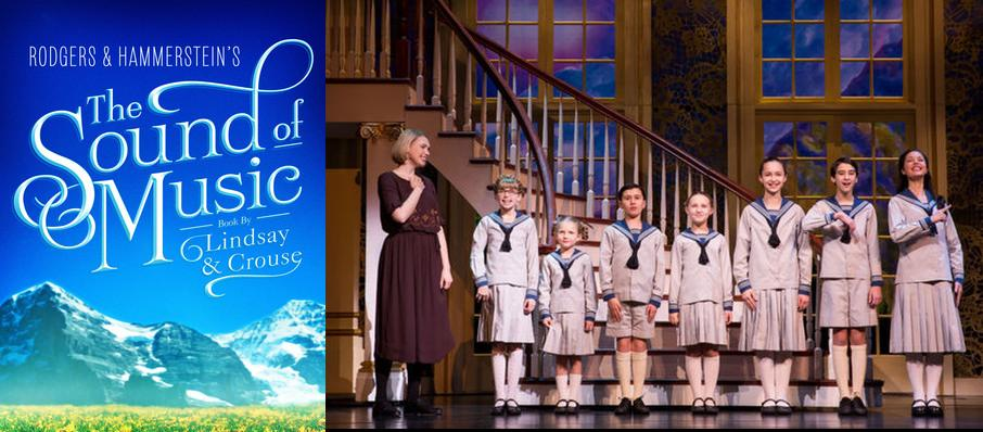 The Sound of Music at Connor Palace Theater