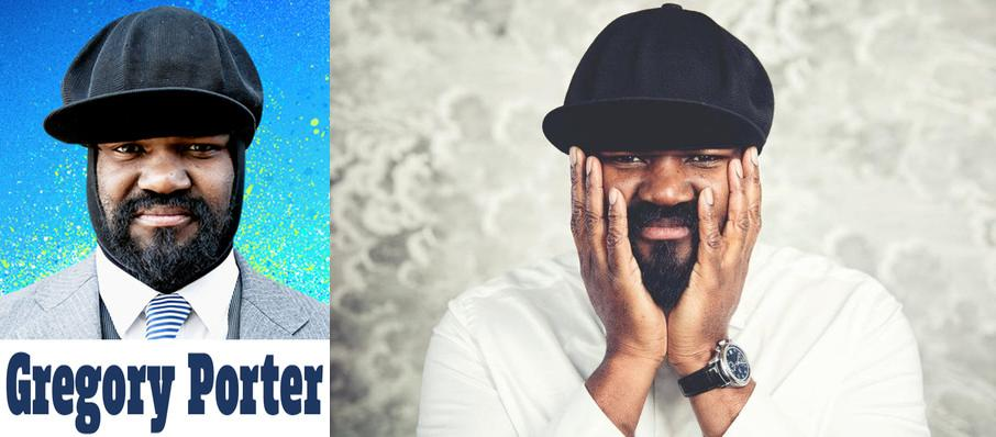 Gregory Porter at State Theater