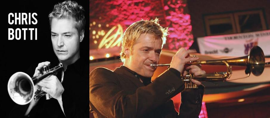 Chris Botti at Connor Palace Theater