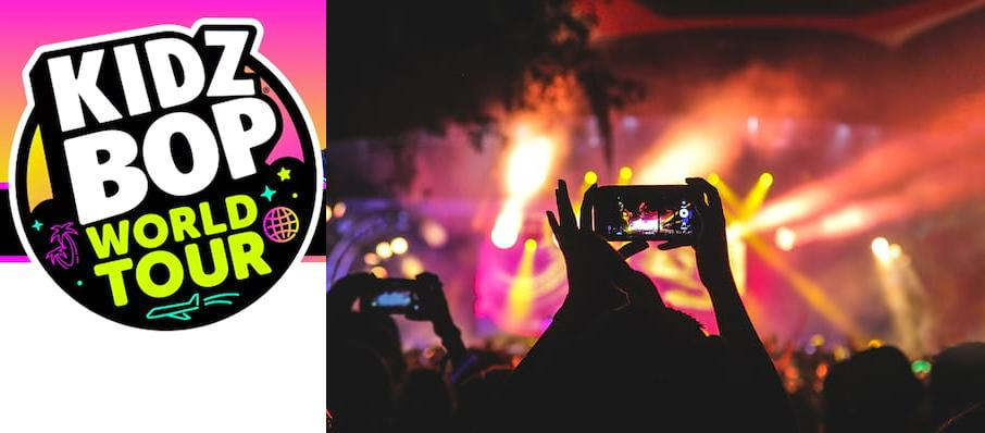 Kidz Bop Kids at Jacobs Pavilion