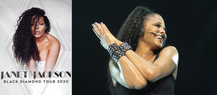 Janet Jackson at Rocket Mortgage FieldHouse
