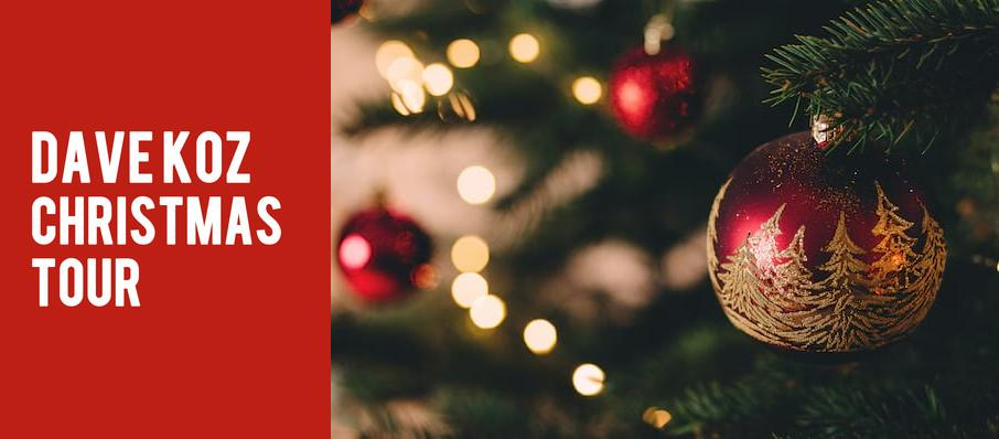 Dave Koz Christmas Tour at State Theater