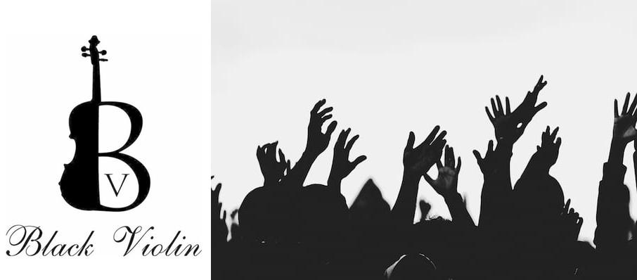 Black Violin at Connor Palace Theater