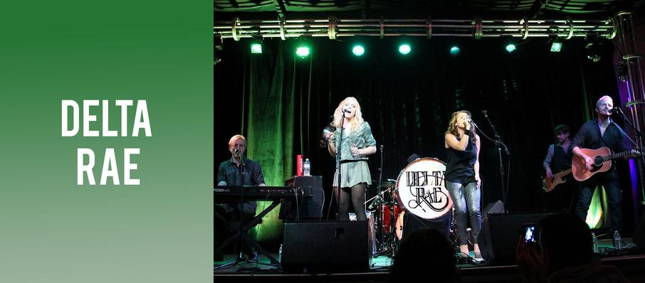 Delta Rae at Beachland Ballroom & Tavern