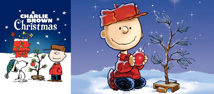 Charlie Brown Christmas at Agora Theater