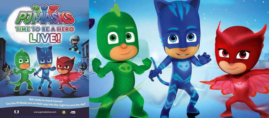 PJ Masks Live! Time To Be A Hero at State Theater