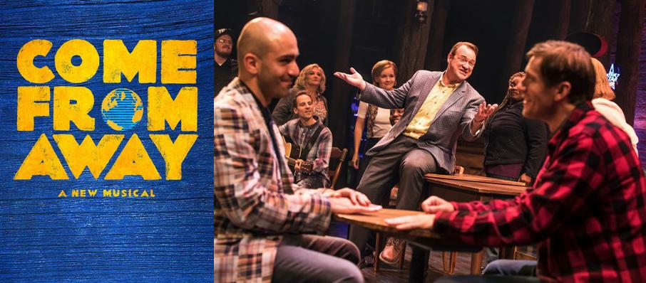 Come From Away at Connor Palace Theater