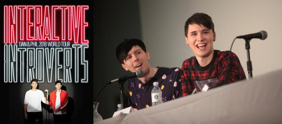 Dan and Phil at Connor Palace Theater