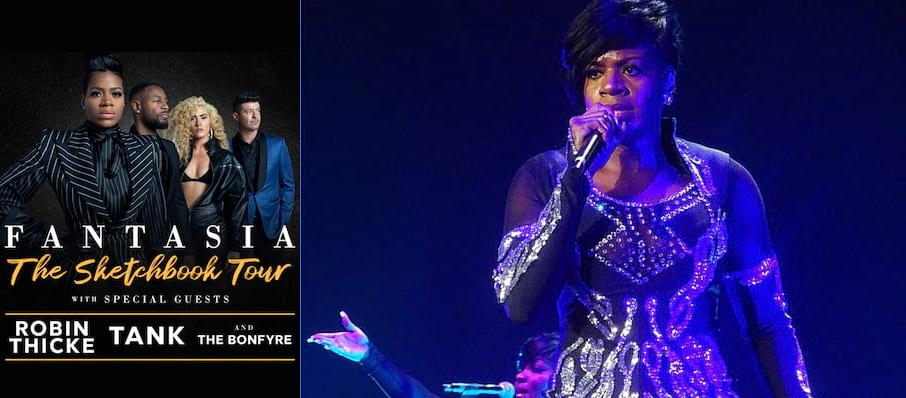Fantasia Barrino at State Theater