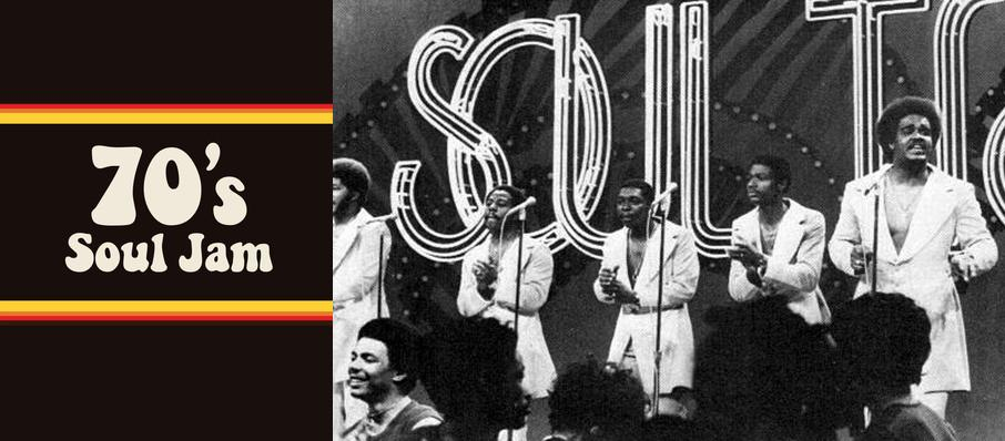 70s Soul Jam at Wolstein Center