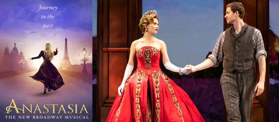 Anastasia at Connor Palace Theater