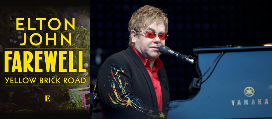 Elton John at Rocket Mortgage FieldHouse