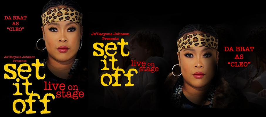 Je'Caryous Johnson's Set It Off at Connor Palace Theater