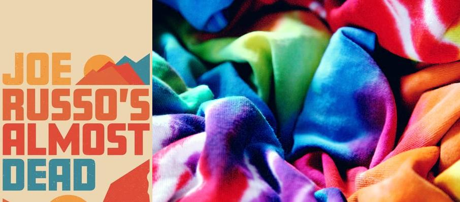Joe Russo's Almost Dead at Jacobs Pavilion