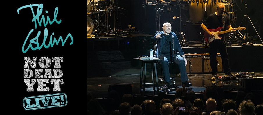 Phil Collins at Quicken Loans Arena