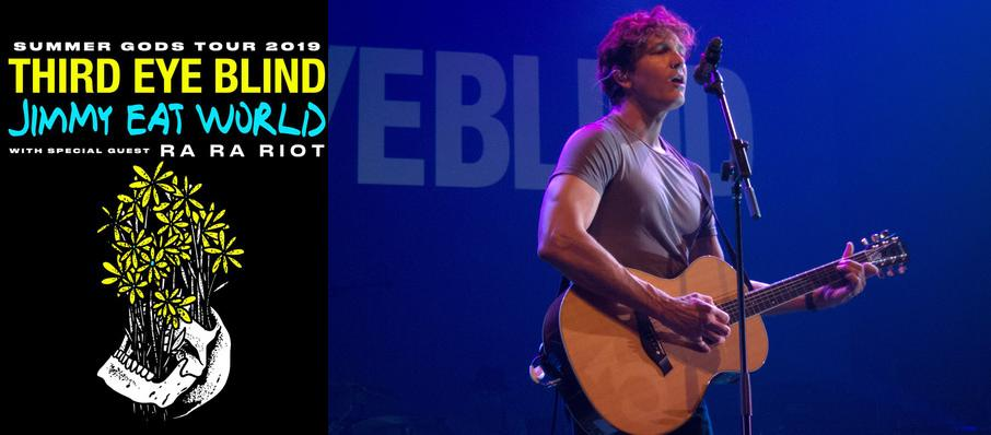 Third Eye Blind and Jimmy Eat World at Jacobs Pavilion