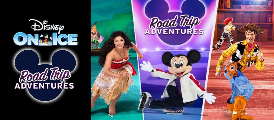 Disney On Ice: Road Trip Adventures at Rocket Mortgage FieldHouse