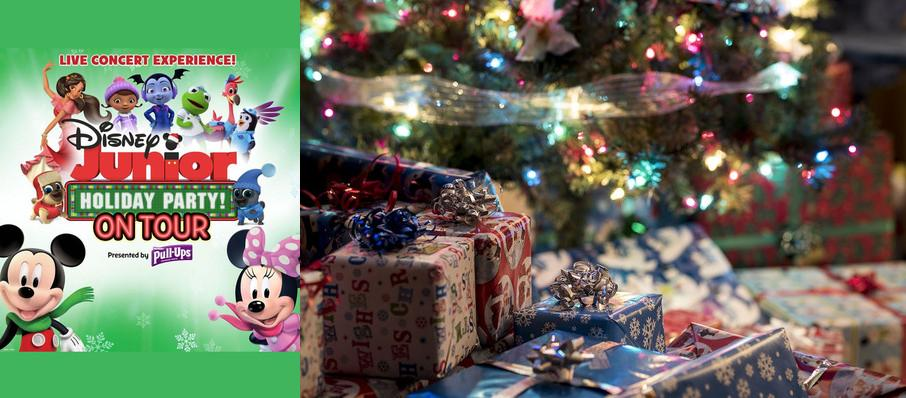 Disney Junior Holiday Party at Connor Palace Theater