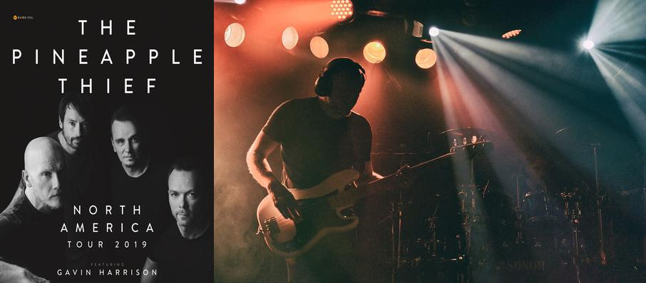 The Pineapple Thief at Beachland Ballroom & Tavern