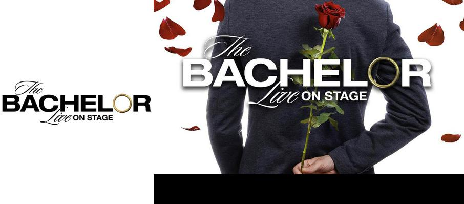 The Bachelor Live On Stage at State Theater