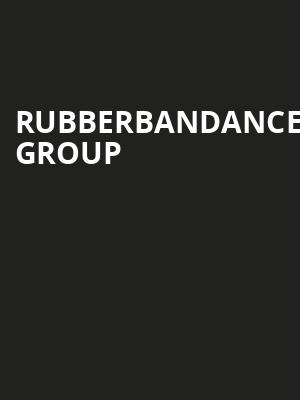 RUBBERBANDance Group at Ohio Theater