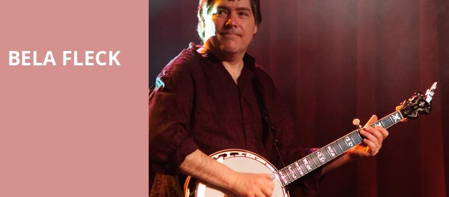 Bela Fleck, State Theater, Cleveland