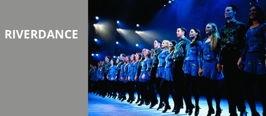 Riverdance, State Theater, Cleveland