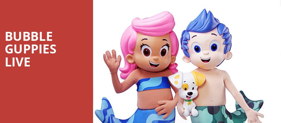 Bubble Guppies Live, State Theater, Cleveland
