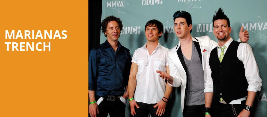 Marianas Trench, House of Blues, Cleveland