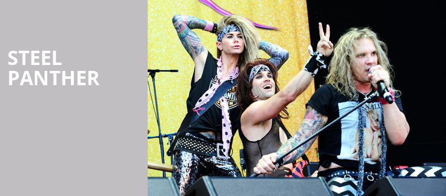 Steel Panther, House of Blues, Cleveland